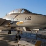 F-14 Tomcat pilots share stories about flying at the Museum of Flight