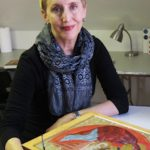 ARTIST LECTURE ICONOGRAPHY: PRACTICING A LIVING TRADITION WITH MAUREEN MCCORMICK AT THE MUSEUM OF RUSSIANS ICONS