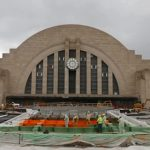 Union Terminal restoration update – April 2018