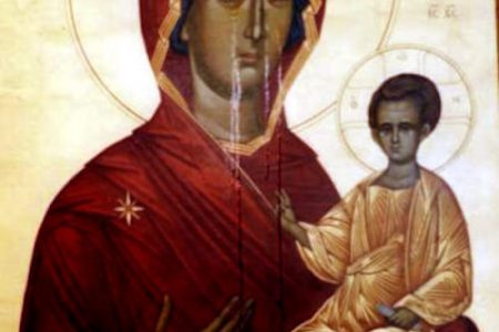 Gallery Tour on Miraculous Icons of the Orthodox Church and Beyond at the Museum of Russian Icons