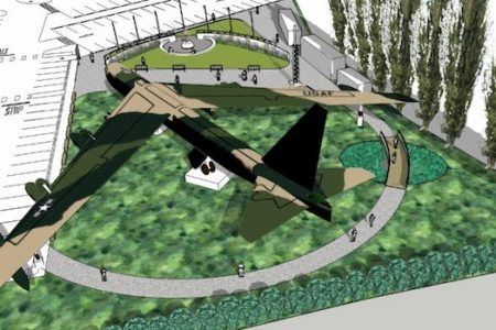 B-52 Bomber Takes the Freeways to Museum of Flight in Seattle