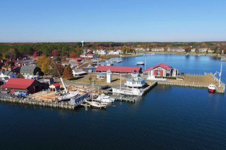 Chesapeake Bay Maritime Museum master Plan to bring new buildings, growth to museum
