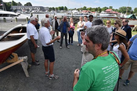 Chesapeake Bay Maritime Museum Docent and Greeter training begins July 12