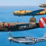 Museum of Flight Host World War II Bomber and Fighter Aircraft Rides