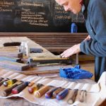 Chesapeake Bay Maritime Museum to host Woodworker's tool-sharpening workshop