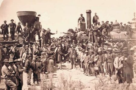 Utah Museum of Fine Arts announces  The Race to Promontory: The Transcontinental Railroad and the American West