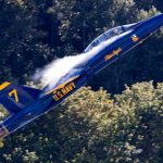 Jet Blast Bash Festival Brings Fans to the Blue Angels Flightline at the Museum of Flight