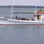 Watch Elf Classic Yacht Race aboard Winnie Estelle at the Chesapeake Bay Maritime Museum