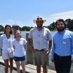 Chesapeake Bay Maritime Museum hires four summer interns