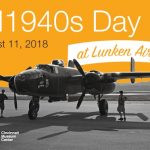 Cincinnati Museum Centre Presents 1940s Day at Lunken Airport