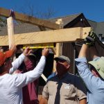 Chesapeake Bay Maritime Museum hosts frame-raising workshop