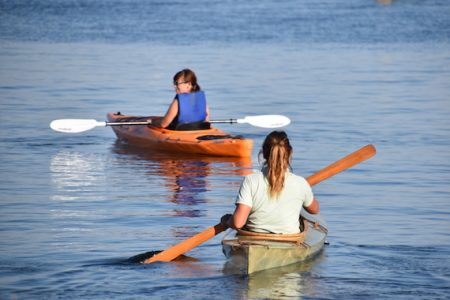 Paddle the Miles River and San Domingo Creek with the Chesapeake Bay Maritime Museum