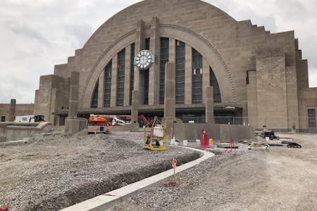 Union Terminal looks at two years of restoration