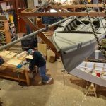 Bring your woodworking projects to the Chesapeake Bay Maritime Museum this fall