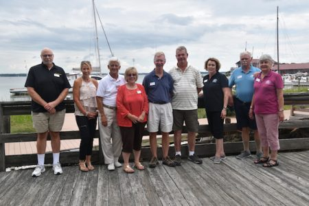 Chesapeake Bay Maritime Museum welcomes new volunteer docents and greeters