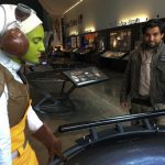 The Force is for Families on Star Wars Reads Day at the Museum of Flight