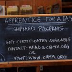 Chesapeake Bay Maritime Museum Shipyard Programs announced