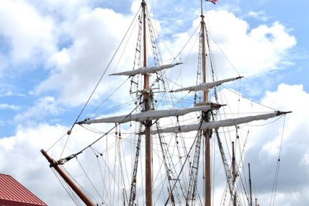 Maryland's Four Centuries talk at the Chesapeake Bay Maritime Museum