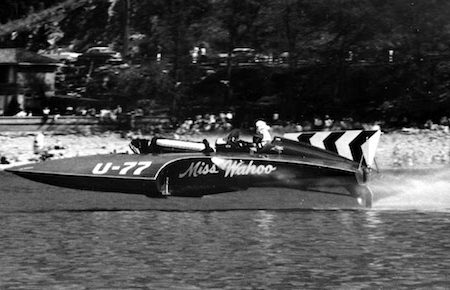 Pilot and Hydroplane Champ Profiled Lecture and Book Signing at the Museum of Fight