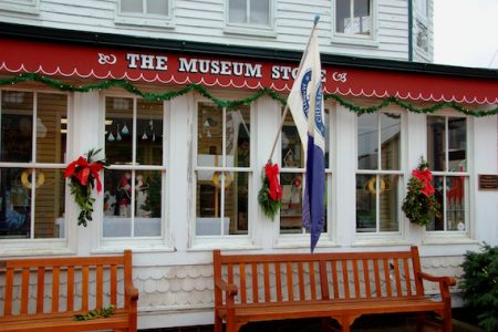 Chesapeake Bay Maritime Museum Holiday Open House is December 12