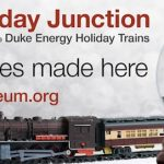 Duke Energy Holiday Trains return to Cincinnati Museum Center