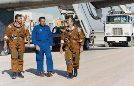 Conversation with NASA Astronaut Maker and Biographer at the Museum of Flight