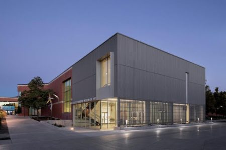 MAJOR EXPANSION OF NORA ECCLES HARRISON MUSEUM OF ART DESIGNED BY SPARANO + MOONEY ARCHITECTURE  COMPLETED AT UTAH STATE UNIVERSITY