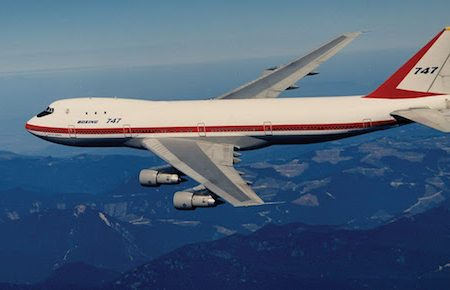 Museum of Flight Announce Tours of 747 Lounge for Jumbo Jet's 50th Anniversary