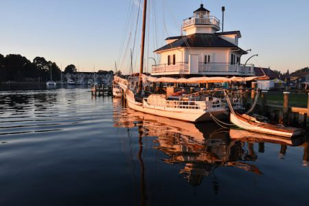 Lighthouse overnights offered at the Chesapeake Bay Maritime Museum in St. Michaels