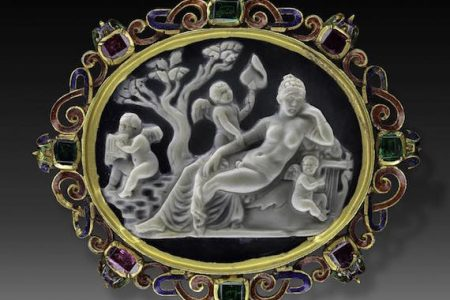Historic Medici and Lorraine Gem Collection on view for the first time thanks to Friends of Florence