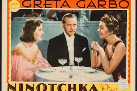Film and Discussion Ninotchka with commentary by JoAnn DiVerdi at the Museum of Russian Icons