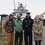 State apprenticeship navigator visits the Chesapeake Bay Maritime Museum