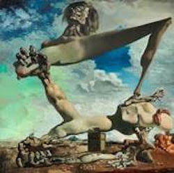 THE BALTIMORE MUSEUM OF ART PRESENTS MONSTERS & MYTHS: SURREALISM AND WAR IN THE 1930S AND 1940S
