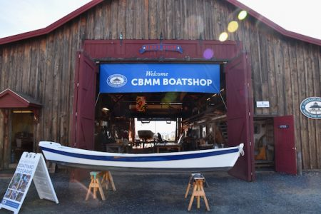 Bring your woodworking projects to the Chesapeake Bay Maritime Museum