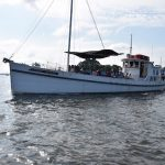 Chesapeake Bay Maritime Museum announce ecology cruises aboard Winnie Estelle