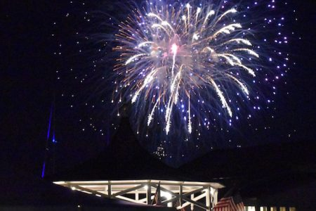 Big Band Night Fireworks July 6 at the Chesapeake Bay Maritime Museum in St. Michaels