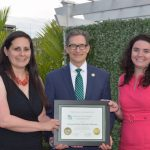 Chesapeake Bay Maritime Museum earns Maryland Green Registry Leadership Award