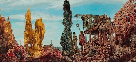 Frist Art Museum Presents Monsters & Myths: Surrealism and War in the 1930s and 1940s