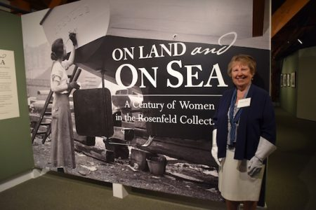On Land and On Sea: A Century of Women opens at the Chesapeake Bay Maritime Museum