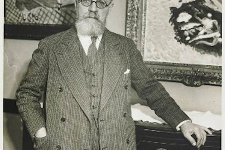 THE BALTIMORE MUSEUM OF ART RECEIVES $5 MILLION GIFT TO ESTABLISH CENTER DEDICATED TO THE STUDY OF FRENCH MASTER HENRI MATISSE