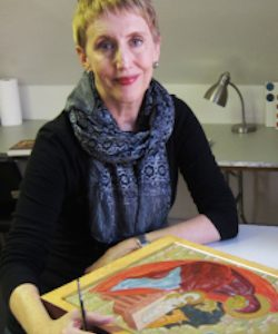 Museum of Russian Icons Announces Lecture Balancing Creativity and Tradition in Iconography with Iconographer Maureen McCormick