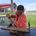 Chesapeake Bay Maritime Museum invites families to boatshop program