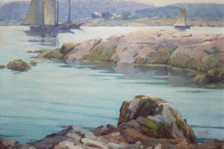 """Impressionism to Modernism: The Lenfest Collection of American Art Reveals the Artistic and Philanthropic Vision of Marguerite and H.F. """"Gerry"""" Lenfest Whose Generosity Set the Cornerstone For the Michener Art Museum"""