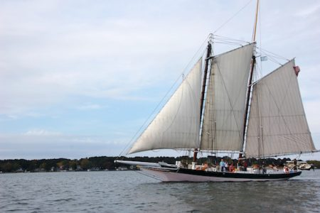 Chesapeake Bay Maritime Museum announce Special cruise, deck tours aboard Lady Maryland