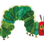 "Frist Art Museum Presents Eric Carle's Picture Books: Celebrating 50 Years of ""The Very Hungry Caterpillar"""