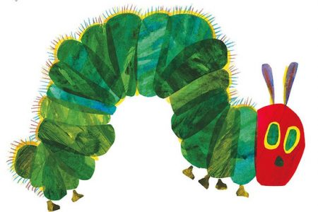 """Frist Art Museum Presents Eric Carle's Picture Books: Celebrating 50 Years of """"The Very Hungry Caterpillar"""""""