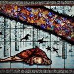 Judith Schaechter Stained-Glass Art Exhibition at Memorial Art Gallery