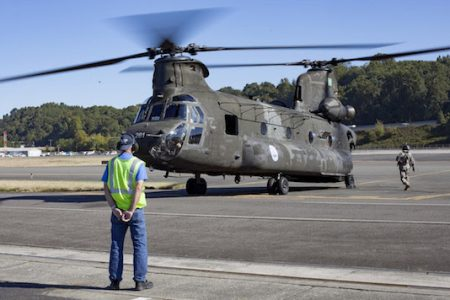 Museum of Flight Adds Historic Army Helicopter to Collection