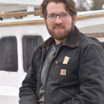 Jesse Wiegel named Chesapeake Bay Maritime Museum Waterfront Programs Manager