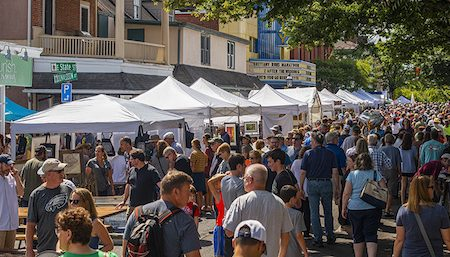 DOYLESTOWN ARTS FESTIVAL: NOW ACCEPTING ARTIST APPLICATIONS